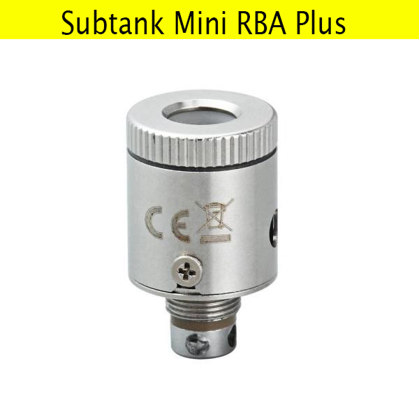 RBA Plus Coils for kanger Subtank Mini toptank mini