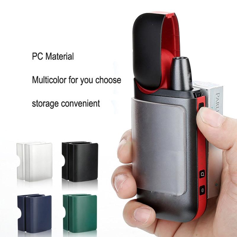 Black Clear Storage Holder For IQOS Clip For IQOS 2.4 Plus Cigarette Portable PC Clip