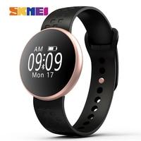 SKMEI Creative Smart Watch Men Heart Rate Watches Sports Pedometer Calories Waterproof Women Wristwatches Relogio Masculino