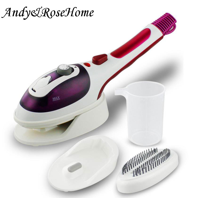 3 Gear Setting Handheld Garment Steamer Portable Home And