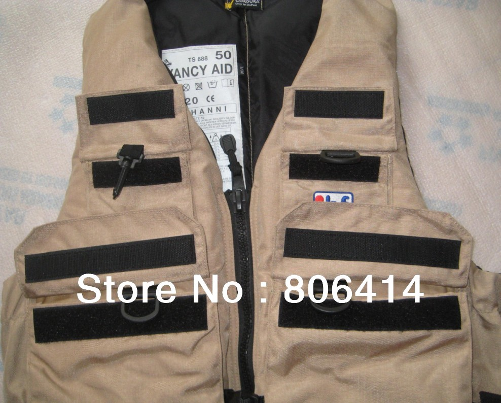 PFD,life jacket for kayak,paddling,sailing,whitewater Pocket life vest+free shipment