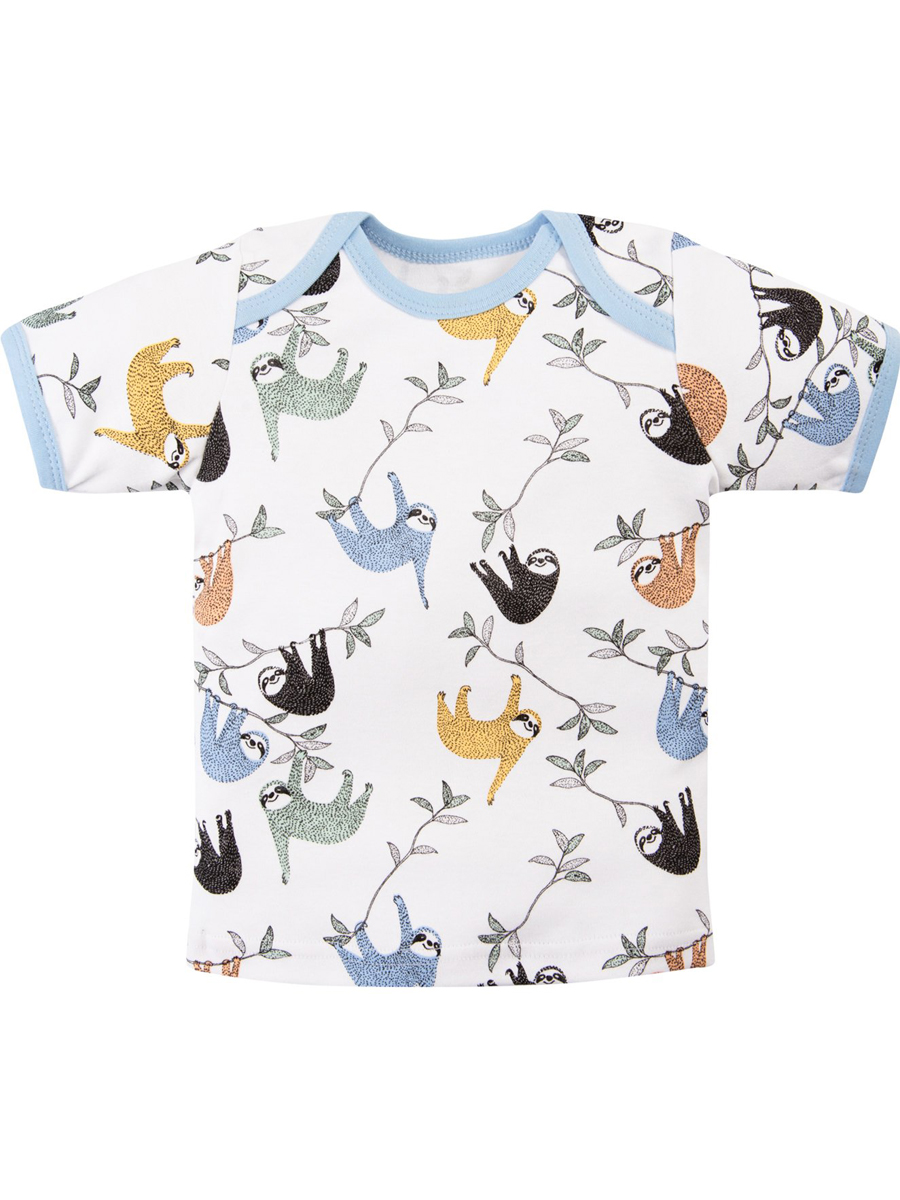T-Shirts Veselyy malysh 61322-mal baby clothing t-shirt for girls and boys t 210