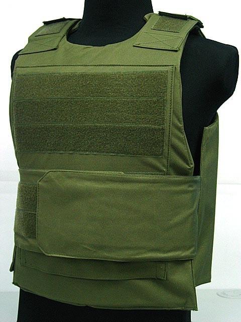 Лидер продаж, тактический жилет, армейский жилет с наружной военной игрой, жилет с моллом, черный цвет, полицейский жилет, нагрудная установка, военный жилет - Цвет: Olive Drab