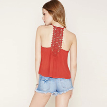 Sexy Women's Camisole Blouse Sun-top Backless Sling