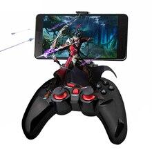 ДОБЕ TI-465 Беспроводной Android Bluetooth Геймпад Регулятор Игры Джойстик Для Android iOS ПК с Мобильного Телефона Держатель Игровые Манипуляторы