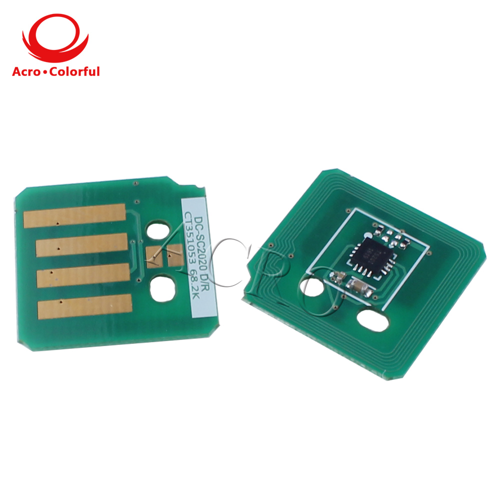 Compatible CT351053 drum chip for Xerox DocuPrint SC2020 laser printer copier cartridge toner refill in Cartridge Chip from Computer Office