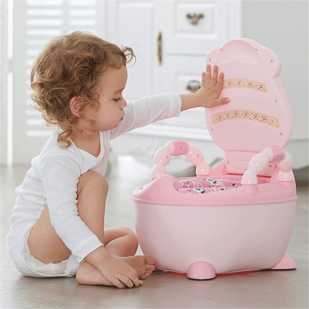 Baby Toilet Cars Portable Potty Cartoon Toilet Soft Children's Potty Kids Chair Training Girls Boy Child Seat Potty For Children