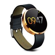 DM360 Smart Uhr Round Bluetooth Wasserdichte Smartwatch Fitness Tracker Schrittzähler Herzfrequenz Für iPhone Android VS G3 U8 Uhr