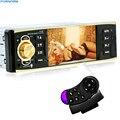 4.1 Дюймов TFT Экран HD Цифровая Bluetooth Автомобиля Mp5-плеер Стерео Поддержка USB/SD FM Радио с Рулевого Колеса пульт дистанционного Управления