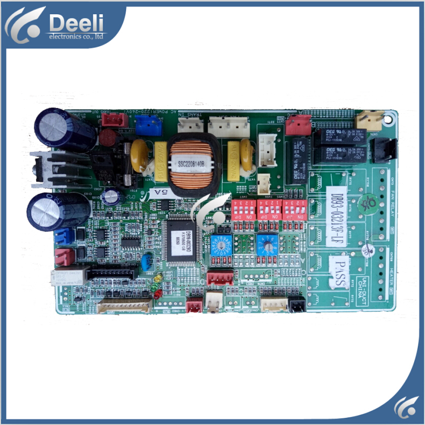 95% new for Samsung DVM multi line Air conditioning computer board DB93-03213LF-F DB09-00329D PC board 95% new good working for air conditioning computer board db93 06987h lf pc board