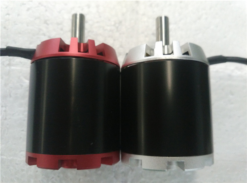 N5065/320KV 5055/400KV high power low speed high quality sensing skateboard aircraft model outer rotor brushless motor