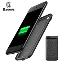 Baseus 5000 7300mAh External Battery Pack Backup Charger Power Case For IPhone 6S Portable Power Bank