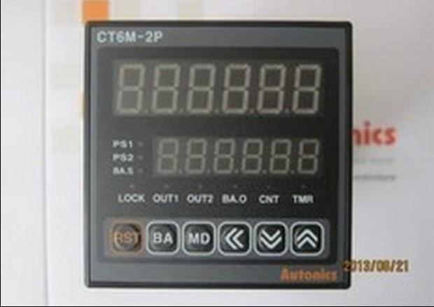 Original Genuine Counters CT6M-2P4 CX6M-2P4