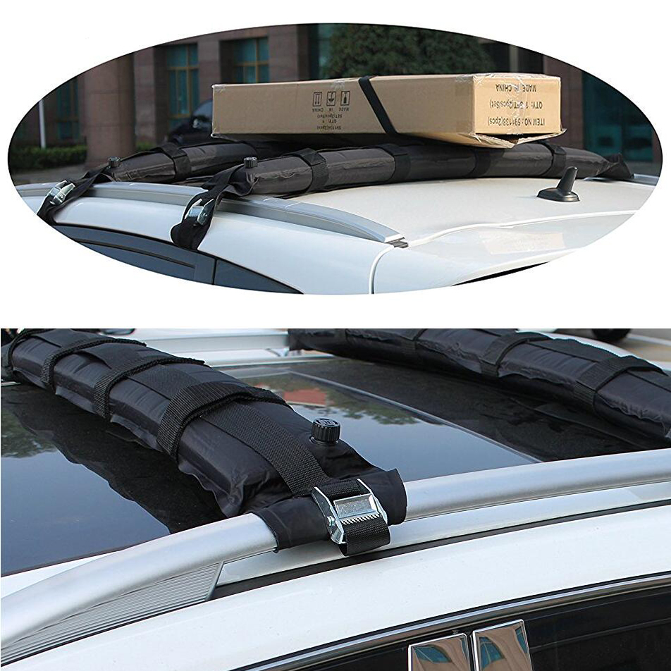Paddle Board Car Racks >> Thosejourney Jual 2 X Universal Mobil Inflatable Roof Rack