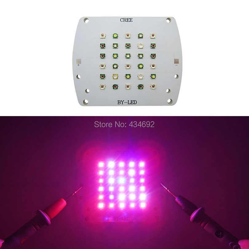 30leds 100w Cree Xpe Xp E Epileds Diy Led Lamp Light Uv