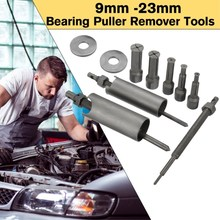1 Set Auto Car Motocycle Inner Bearing Puller Tool Remover Kit From 9mm to 23mm Diameter