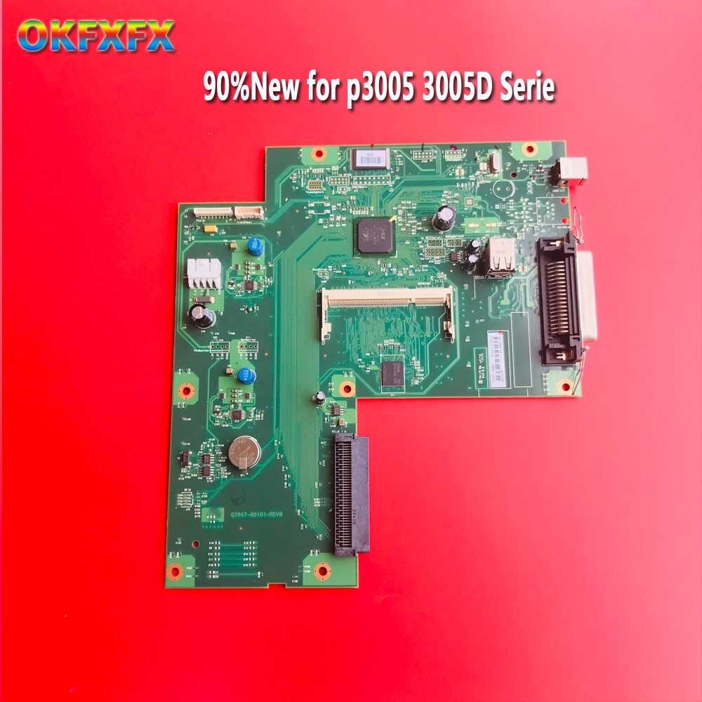 For Hp P3005 P3005D P3005N P3005DN P3005X 3005D 3005N 3005DN Formatter Board Q7848-60003 Q7848-60002 Q7847-60001 Q7847-61004