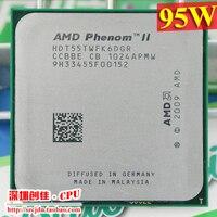 AMD Phenom II X6 1055T 2 8GHz Socket AM3 938 Pin Processor Six Core 3M Desktop