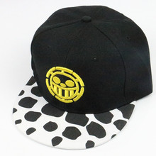 The Classic Tide One Piece Women Men Baseball Cap Trafalgar Law Hip-Hop Hat Snapback Summer Sun Cap One kind M-93