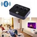 BW-108 Adaptador Del Receptor de Audio Bluetooth 4.0 Wireless Auto 3.5mm AUX Receptores Estéreo de Música Para Auriculares Altavoz Del Coche Del Teléfono Inteligente