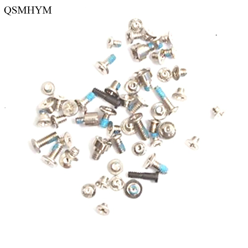 One Set All Screws For iPhone 5S Dock Bottom Connector Bolt Motherboard LCD Telephone Receiver Screw