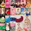 Al por menor envío gratis - bebés Tutu falda / recién nacido Baby Ruffles Pettiskirt / Fluffy ourpettiskirts 0 - 6 M