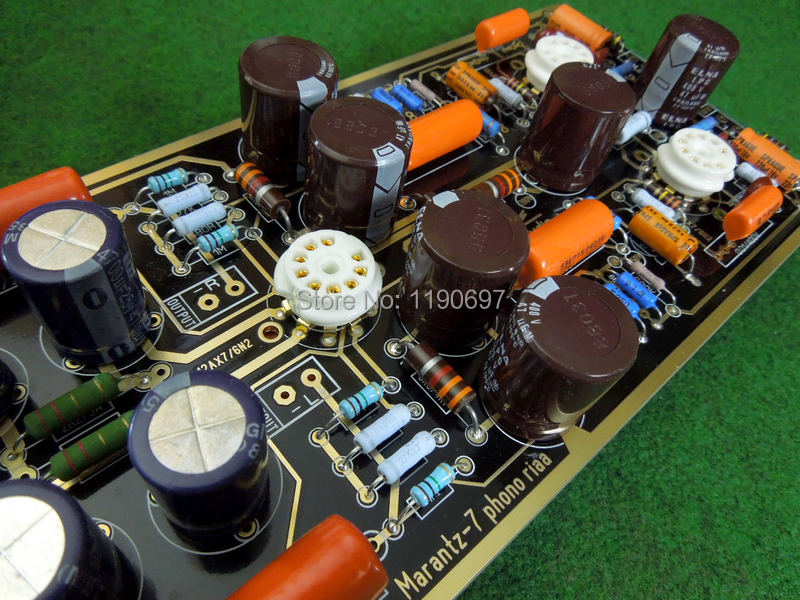 MARANTZ 7 sing board M7 vinyl release phono amplifier DIY plates 1Piece Free Shipping тумба под телевизор sonorous st 160f wht mol bs