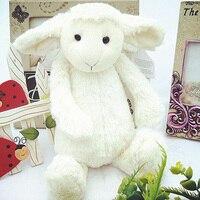 Super leuke NICI schapen Duitsland Fijne knuffels NICI slaperig schapen kinderen dag gift mooie lam verjaardagscadeau
