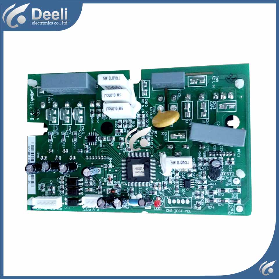 95% new good working for air conditioning Computer board HVAC modules 1433332 1313462.A.B.C.D.E.F 1333773 95% new used for air conditioning computer board szkfr 70q 220v vm good working