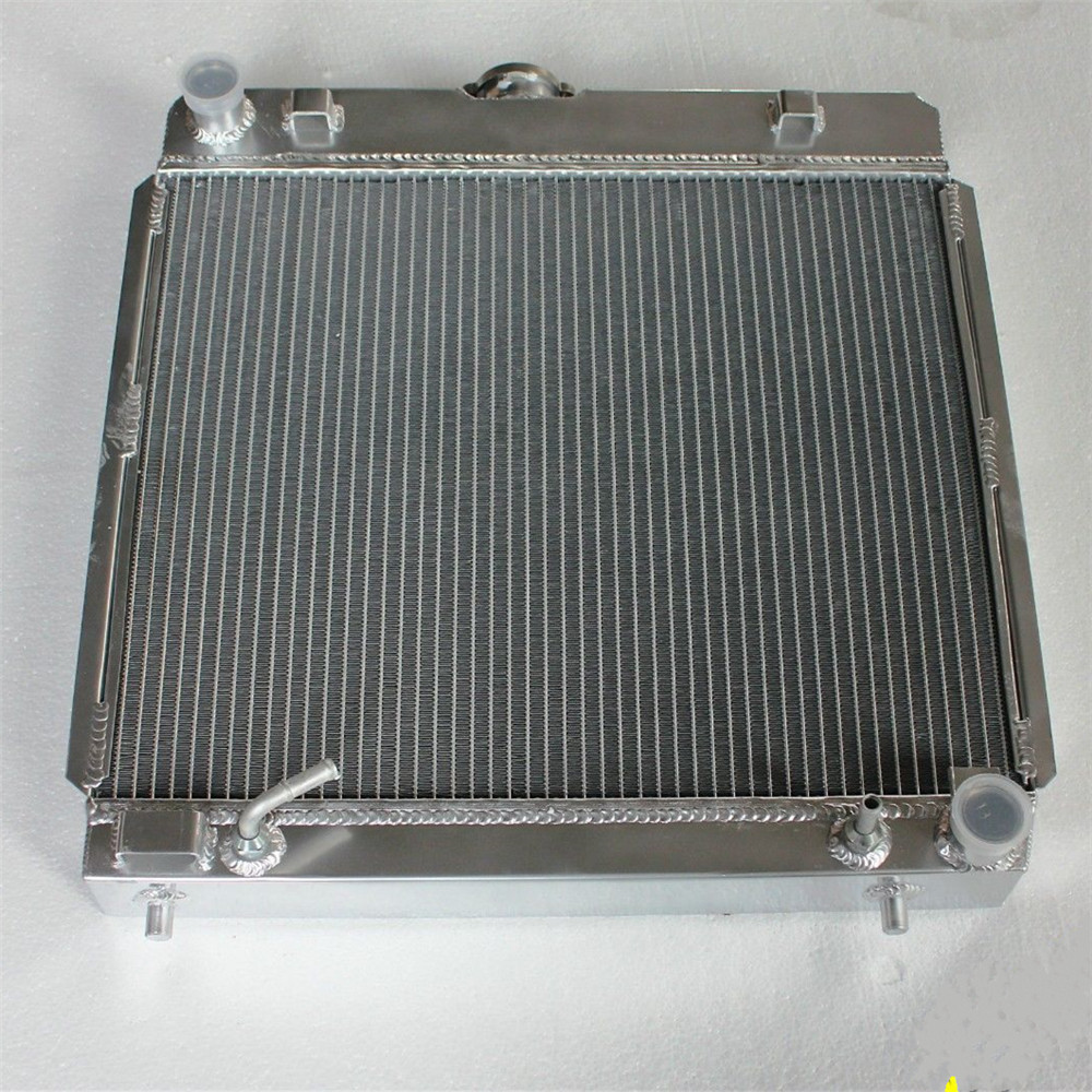 US $368 0 |For MERCEDES BENZ C123 / S123 / W123 200D 280C aluminum radiator  / alloy radiator radiateur-in Radiators & Parts from Automobiles &