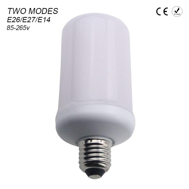 Lâmpadas Led e Tubos de milho e14 lâmpada da Product Name : Led Flame Effect Bulb