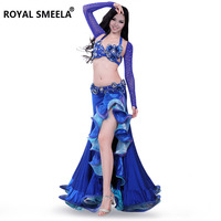Free Shipping New Design Top Grade High Quality Belly Dance Set Costume Belly Dancing Clothes Bellydance