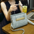 Bag new handbag simple Korean fashion handbag casual shoulder bag ladies Messenger bag