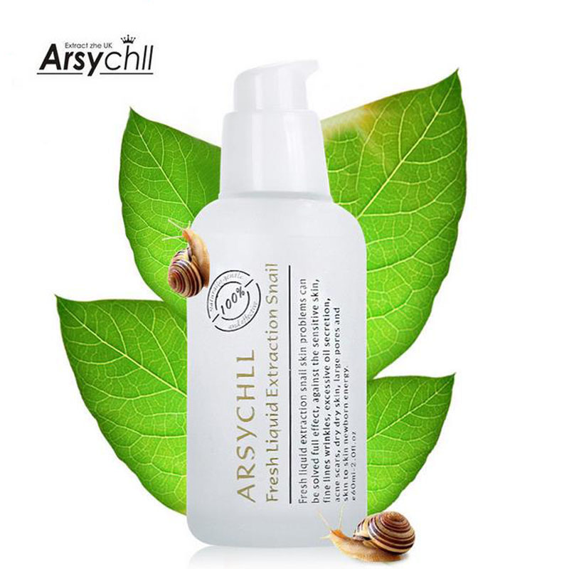 Snail Cream Korean Cosmetics Acne Treatment Whitening Moisturizing Anti Aging Wrinkle Instantly Ageless Creams Beauty Skin Care hankey new brand snail essence face cream skin care whitening moisturizing oil control anti aging anti wrinkle natural beauty