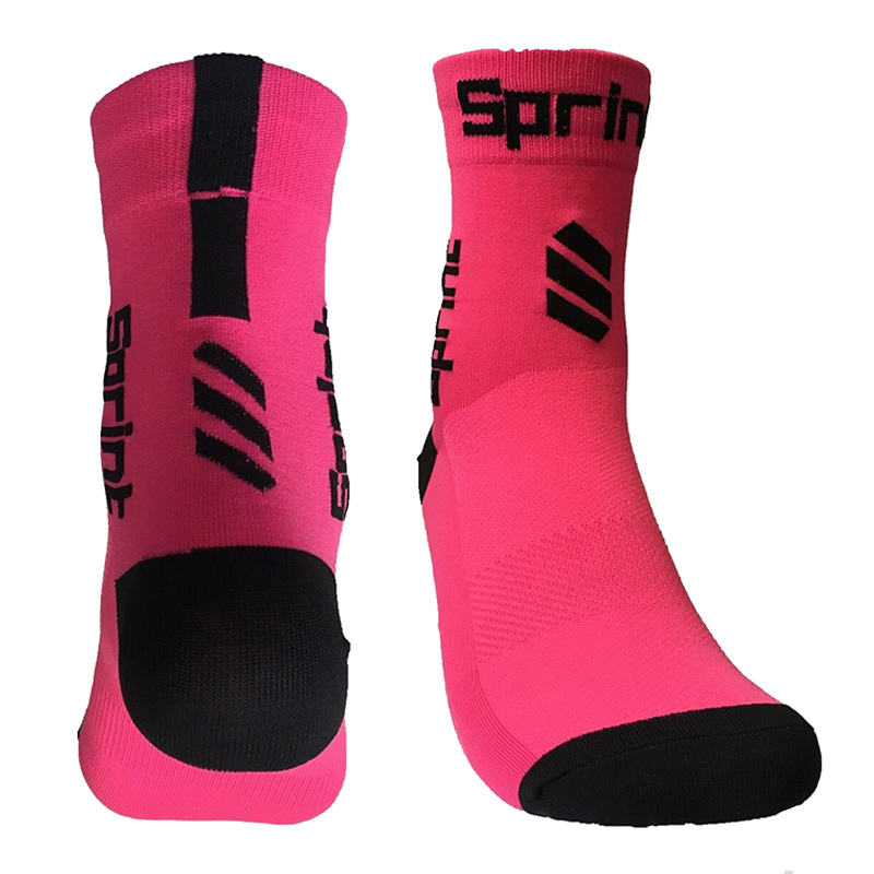 Coolmax Sport Socks High Quality Professional Brand Protect Feet Breathable Wicking Sockings Popular Cycling Footwear AC0156 (6)