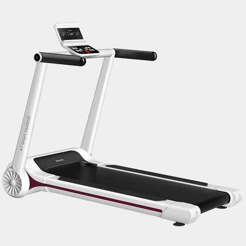 Factory Home Electric Treadmill Slim Mini Walking Machine Fitness Equipment Folding Home Treadmill