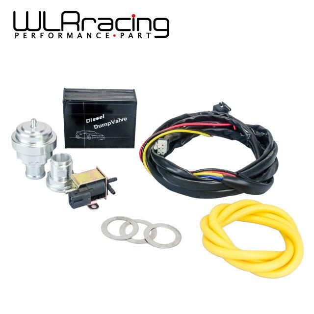 Universal Turbo Diesel: WLR RACING Universal Electrical Turbo Diesel Dump Valve