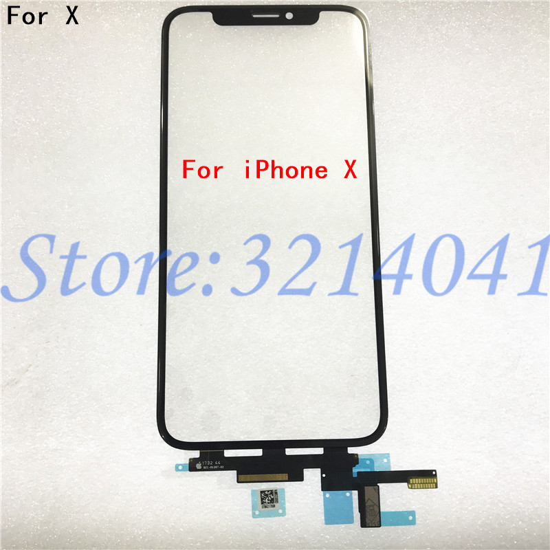 New Touch Screen For iPhone X XR XS XS MAX Touch Panel Assembly Mobile Phone Parts For iPhone Applicable to 12.1 and above