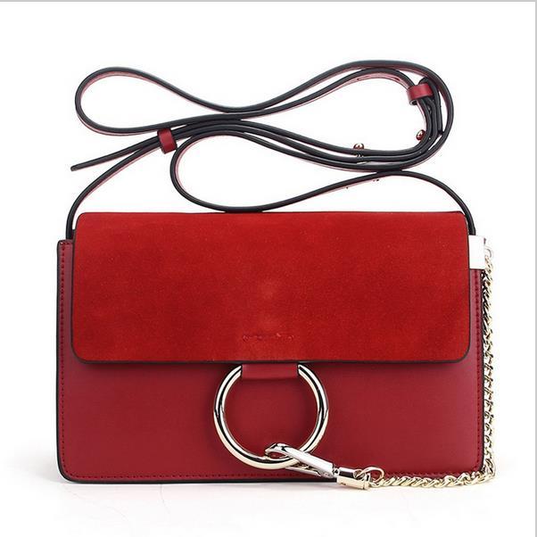 где купить  HOT SALE! women brand design handbags fashion messenger bags cross-body bags genuine leather shoulder bags carteras mujer  дешево