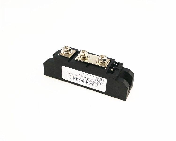 MTX Thyristor module 110A 1600V mtc250a 1600v mgr industrial grade thyristor module thyristor module pressure 1600vac