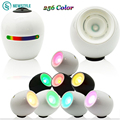 256 Colors LED Living Light LED Lamp USB Colorful Mood Light Atmosphere Led Night Lamp Free Shipping