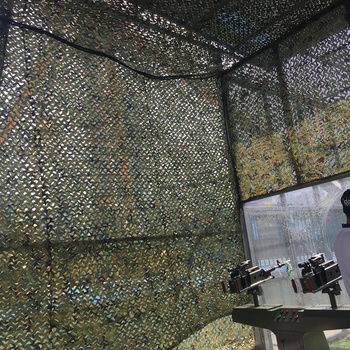 4M*9M Factory Wholesale Hunting Blinds Camouflage Net 150D Polyester Oxford Camping Hiking Shooting Hunting Blind Camouflage Net