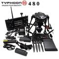 Yuneec Tifón H 480 PRO FPV RTF Drone con Cámara HD 4 K rc quadcopter 3 aixs cardán vs dji phantom 3 4 helicóptero de carreras drone