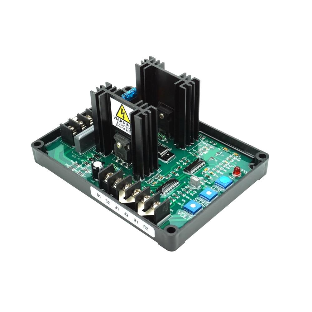 Automatic Voltage Regulator Module GAVR-20A AV Universal Brushless AVR Generator