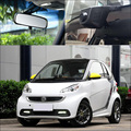 Control de APP Coche DVR Wifi Para Smart fortwo Auto de Conducción Grabador de vídeo FHD 1080 P Dashcam coche negro caja de coches de Estacionamiento cámara
