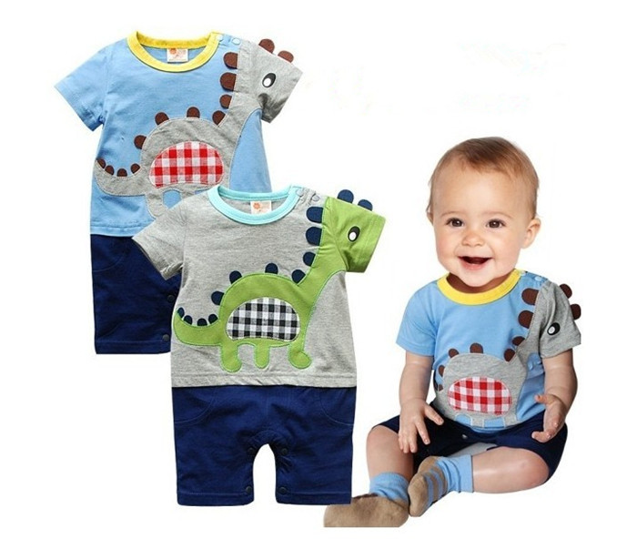 New Baby Boy Clothes Kids Baby Toddler Infant Newborn Ropa de Bebe Children Dinosaur Leisure Romper Jumpsuit Outfit Clothing Set newborn baby rompers high quality natural cotton infant boy girl thicken outfit clothing ropa bebe recien nacido baby clothes
