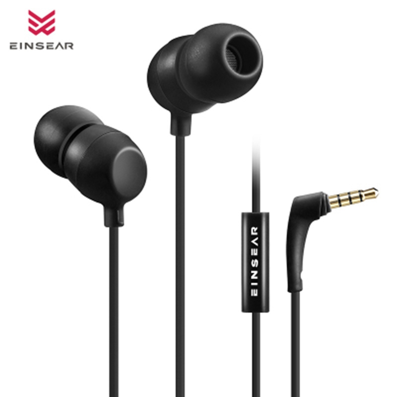 Original EINSEAR CUT Earphones With Mic In-Ear HiFi Earbuds Universal 3.5MM Wired Earphone for iPhone xiaomi mi All Mobile Phone baby clothing infant baby kid cotton cartoon long sleeve winter rompers boys girls animal coverall jumpsuits baby wear clothes