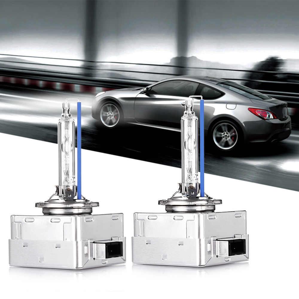 Philips Ultinon Hid Xenon D1S D2S D2R D3S D4S WXX2 35W 6000K Cool White Light Xenon Koplamp Auto lampen Auto Lampen (Twin Pack)
