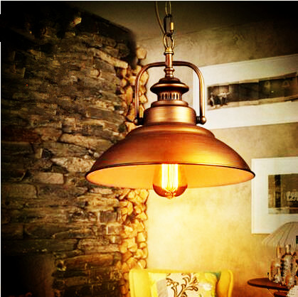 American Country Vintage Retro Loft Style Industrial Lamp Edison Pendant Light Fixtures Hanging Lights Lamparas Lampen iwhd american retro vintage pendant lights fixtures edison loft industrial pendant lighting hanglamp lampen wrount iron