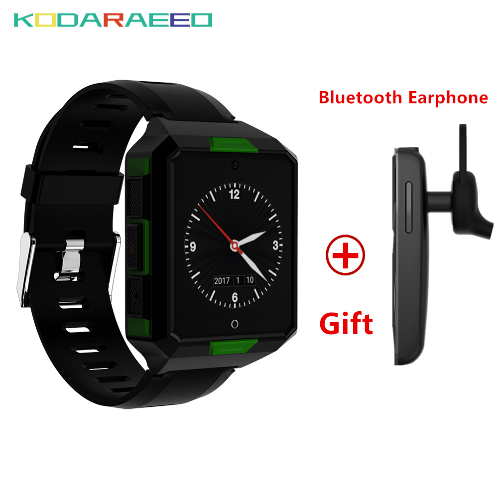 M9 smart watch Android support Heart Rate Blood pressure GPS WIFI 4G watch phone IP67 Waterproof 850mAh Battery watch men